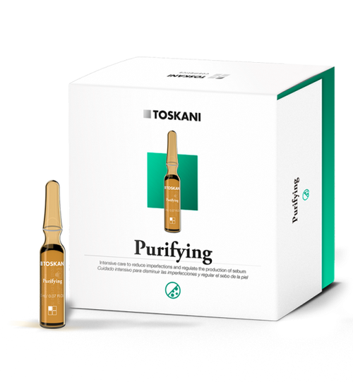 Purifying Ampoule