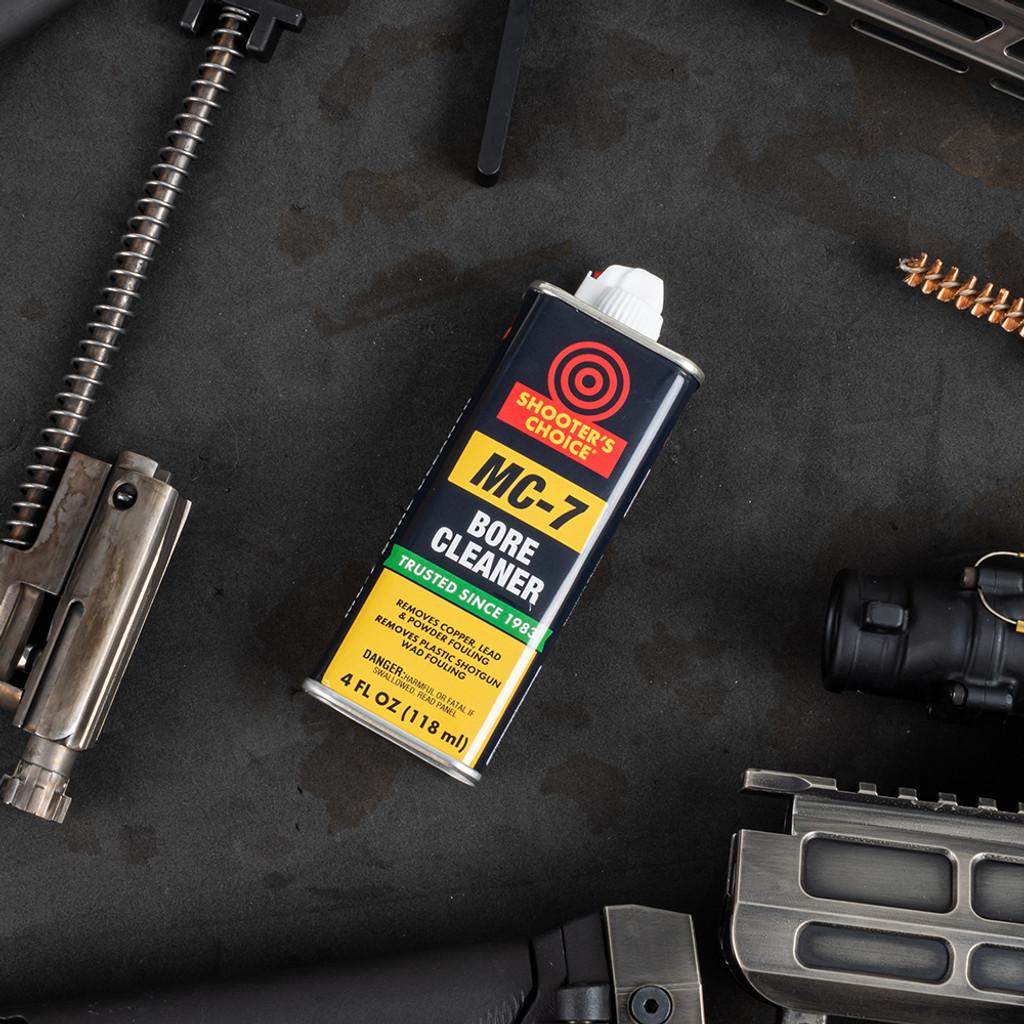 MC-7 Bore Cleaner & Conditioner