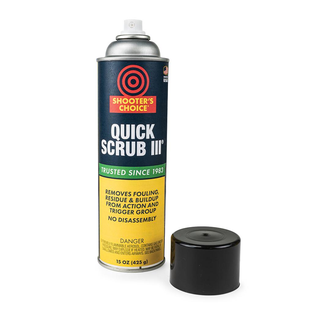 Quick Scrub III