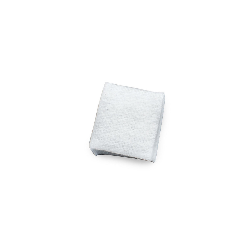 "1"" Cotton Gun Cleaning Patches- 500 count"