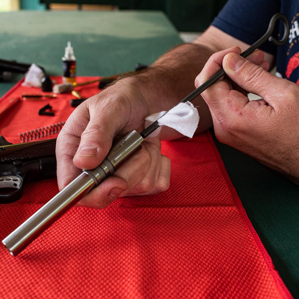 Looped Pistol Rod