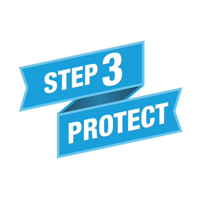 Shooter's Choice Pro-Care System Step Three: Protect