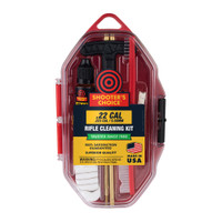 .22 cal Rifle Cleaning Kit