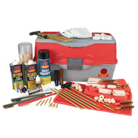 Bullseye Box® Universal Rifle, Pistol, Shotgun Cleaning Kit