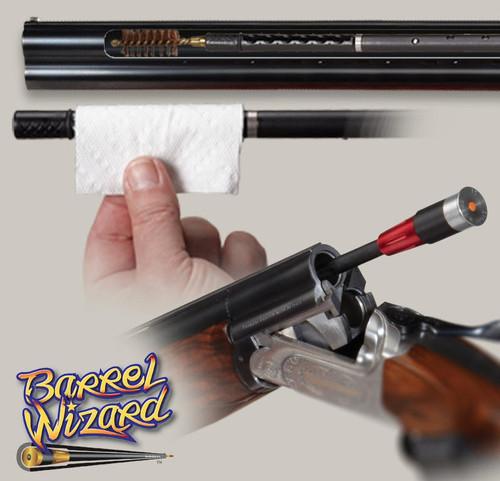 Barrel Wizard Shotgun Cleaning Device