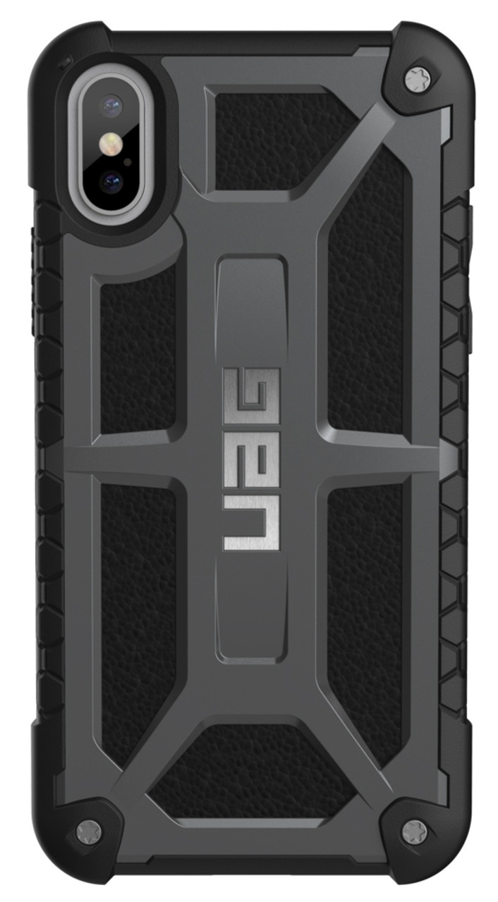 ee17aa48270 UAG Monarch Case for iPhone X/Xs - Graphite