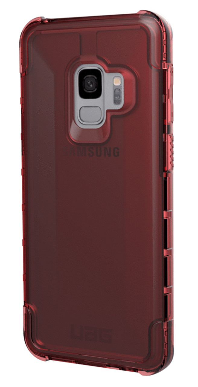 best website 9b6a1 7aad8 UAG Plyo Case Samsung Galaxy S9 - Crimson