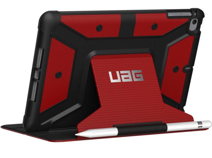 reputable site 2f6be 9e160 UAG Metropolis Folio Case iPad Mini 5 (2019)/iPad Mini 4 - Magma