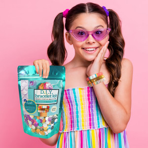 Multicolor DIY Bracelet Kit - Mermaid Edition