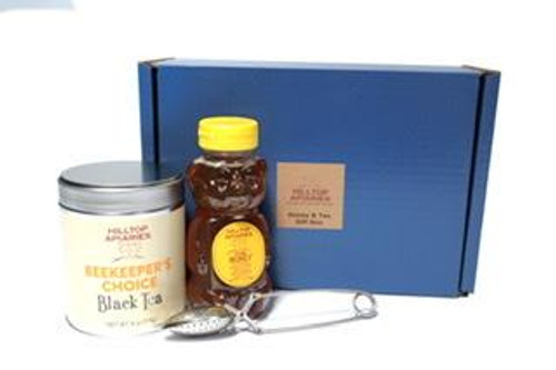 Wildflower Honey & Assam Black Tea Gift Box