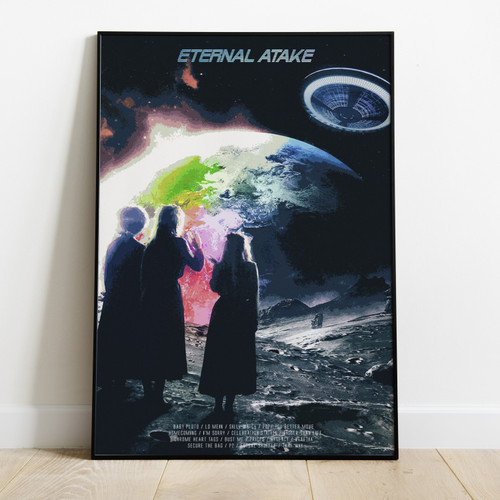 ETERNAL ATAKE - Printed Poster W/ Latest Technology & High Quality Ink
