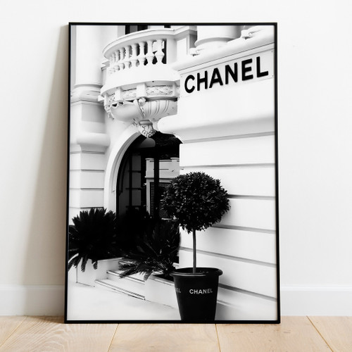 CHANEL No5 - Printed Poster W/ Latest Technology & High Quality Inks