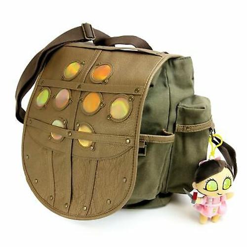 BioShock Big Daddy Backpack [video game]