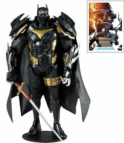 McFarlane Toys DC Multiverse Azrael in Batman Armor: Batman: Curse of The Whi...