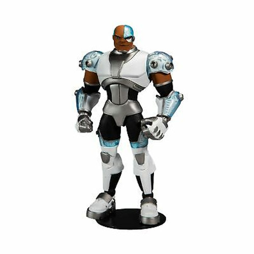 McFarlane Toys DC Multiverse Cyborg: Teen Titans Action Figure, Multicolor (1...