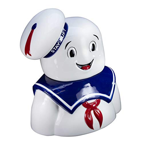 The Coop Ghostbusters Stay Puft Cookie Jar [video game] First Version