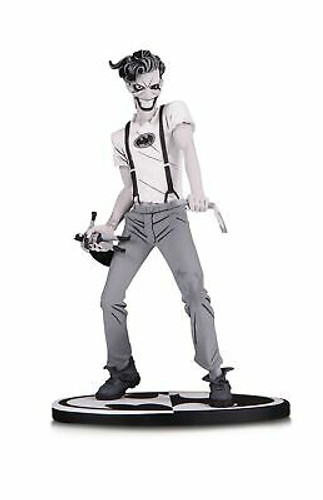 DC Collectibles Batman: Black & White: Knight Joker by Sean Murphy Statue