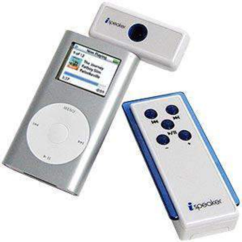 AMZER® Wireless Remote For Your iPod 3rd & 4th Gen