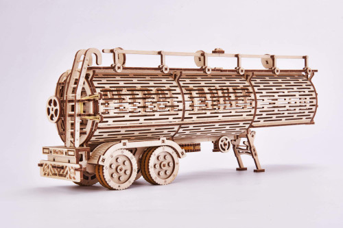 Excellent Display Piece Of Tank Trailer - addition for the Big Rig