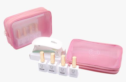 Foxy Gel Nail Extension Kit