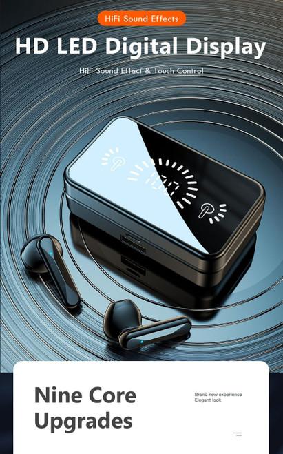 Ninja Dragons BT-MBOX True Wireless 3D Touch Earbuds