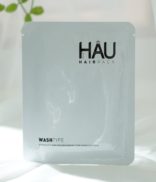 HAU Professional Hair Pack for Dry Damaged Hair and Hair Regrowth 1