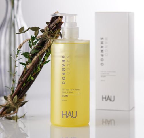 HAU Professional Mango Shampoo for Dry Damaged Hair 12 fl oz