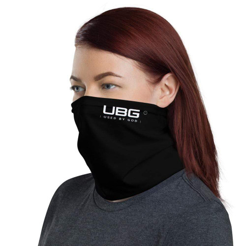 Reusable, Flexible and Durable Neck Gaiter Used By God Face Mask