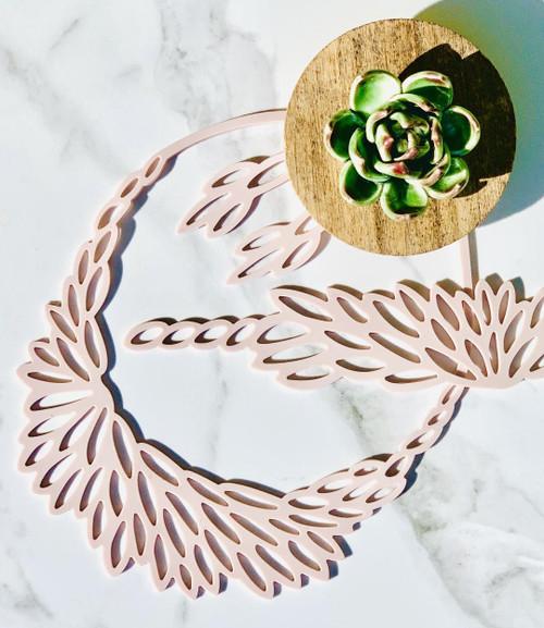 APARA Jewels RADIANT Sweet Magnolia Flexible Soft Bracelet