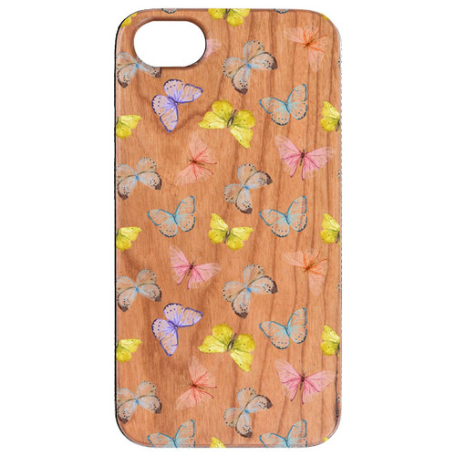 Butterflies 1 - Eco-Friendly UV Color Printed Phone case