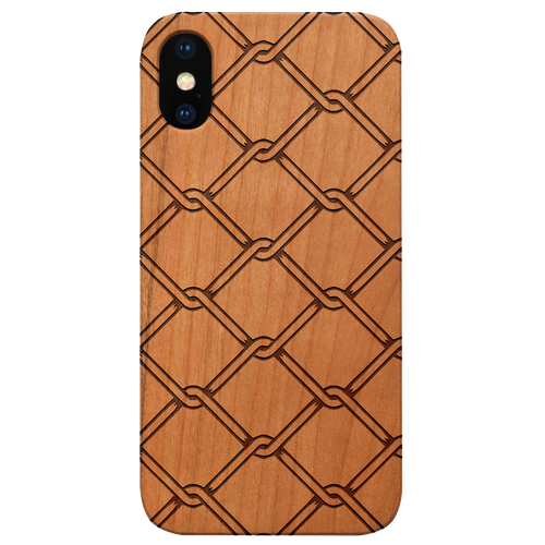 Cage -Eco-Friendly Engraved Phone case