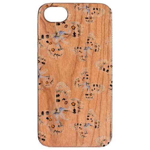 Butterflies 2 - Eco-Friendly UV Color Printed Phone case