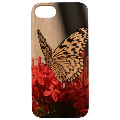 Butterfly -Eco-Friendly UV Color Printed Phone case