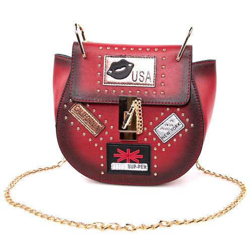 Handbag USA Nights Red Wine Trendiest Style
