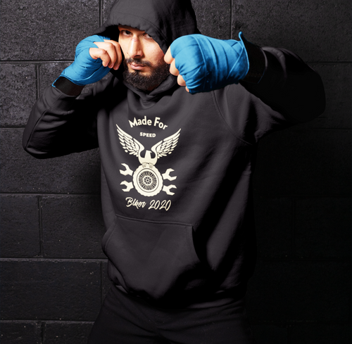 Made for Speed Hooded Classic Fit Sweatshirt