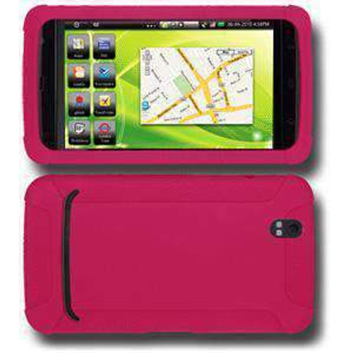 AMZER Shockproof Silicone Skin Jelly Case for Dell Streak - Hot
