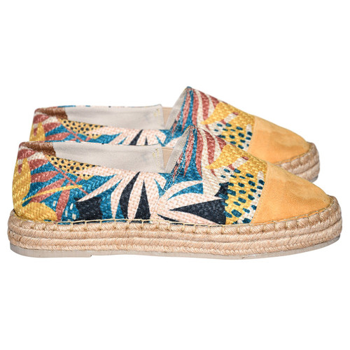 Moccasins Silvia Cobos Print- Casual Style