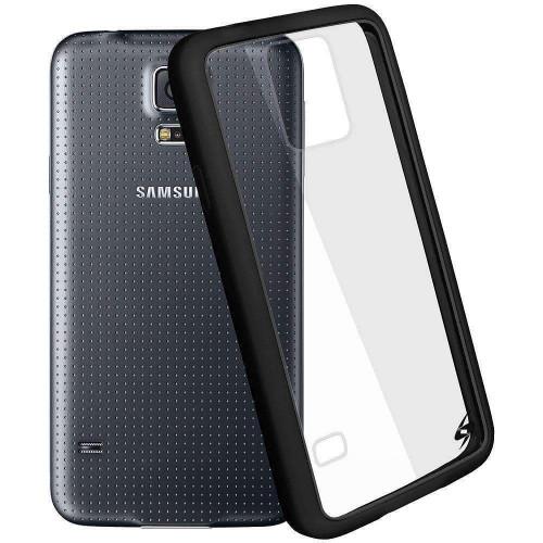 AMZER - Bumper Hybrid Case Cover For Samsung Galaxy S5 Neo