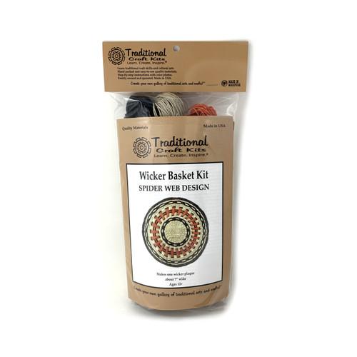 Educational & Eco-Friendly Wicker Basket Kit - Web Design
