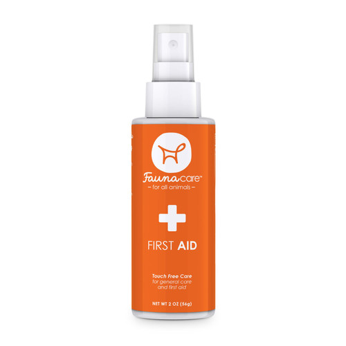 2 oz First Aid Spray For protect skin