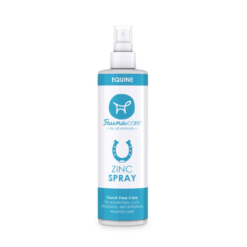 4.5 oz Equine Zinc Spray for Treating Skin Infections and Irritations