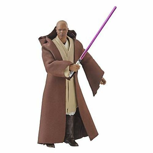 "Star Wars The Black Series 6"" Mace Windu Figure"