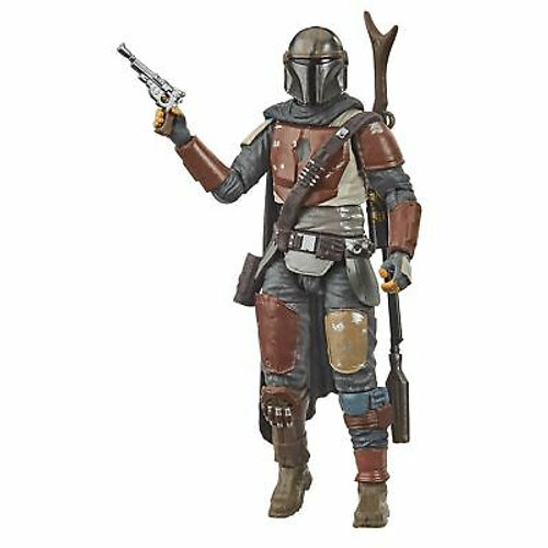 """STAR WARS The Vintage Collection The Mandalorian Toy, 3.75"""" Scale Action Figu..."""