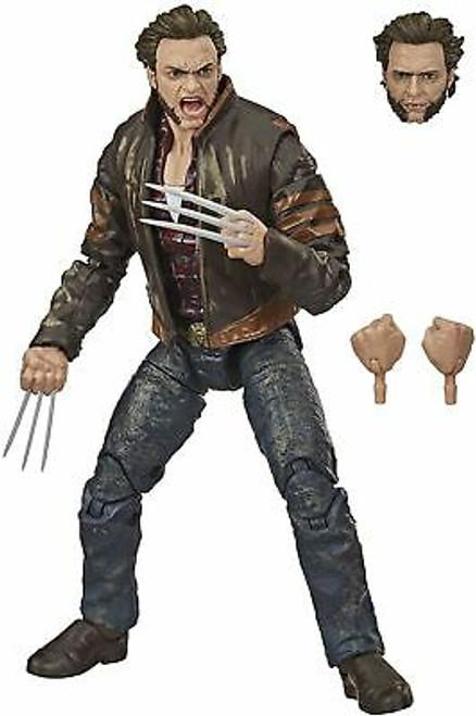 Hasbro Marvel Legends Series X-Men Wolverine 6-inch Collectible Action Figure...