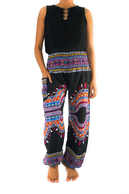 Comfortable & Stylish Tribal Harem Hippie Boho Pants