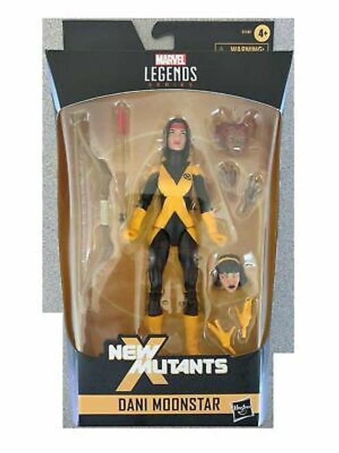 Hasbro Marvel Legends New Mutants Dani Moonstar Exclusive Figure