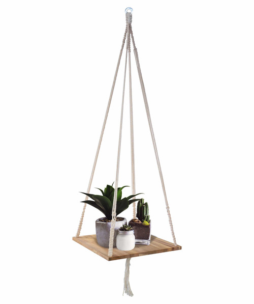 Beautiful Macrame Plant Hangers Fit Several Pot Shapes and Sizes Easy To Install