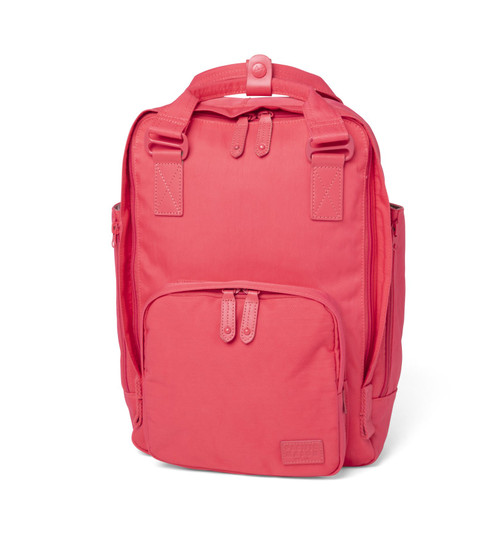 "Cama (M) Crimson Padded Sleeve fits 13+"" Laptop Backpack"
