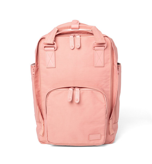 "Cama (M) Dusty Rose 420D Water Repellent fits 13+"" Laptop Backpack"