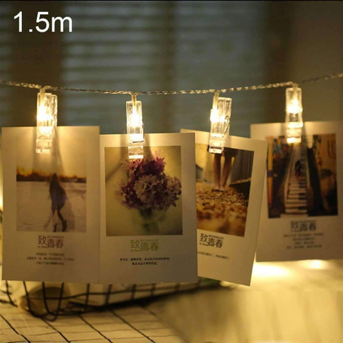 LED Waterproof Battery Operated String Decorative Lights